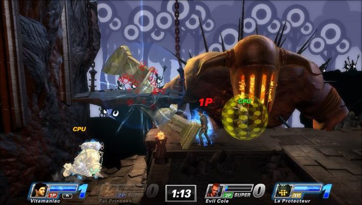 27b2378b95b9d Playstation All-Stars Battle Royale PSVita - DiscoAzul.pt