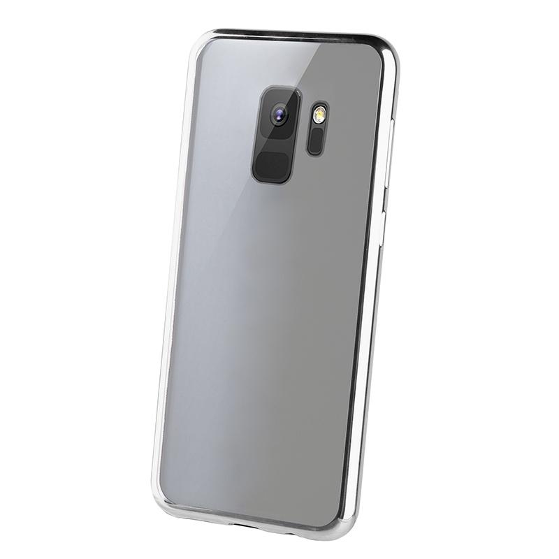 ac1c31efad Funda Tpu Marco Prata Bling Samsung Galaxy S9 Plus Muvit Life
