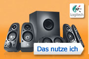 Logitech Surround Sound Speaker 5.1 Z-506