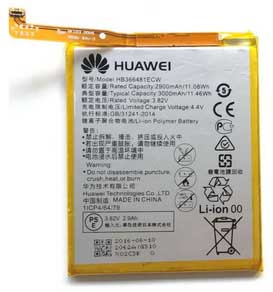 huawei p9 bateria