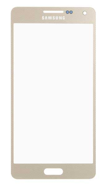 6eedd097191 Cristal Frontal Samsung Galaxy A5 Ouro - DiscoAzul.pt